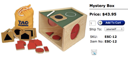TAG Toys Mystery Box