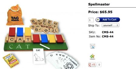 TAG Toys Spellmaster
